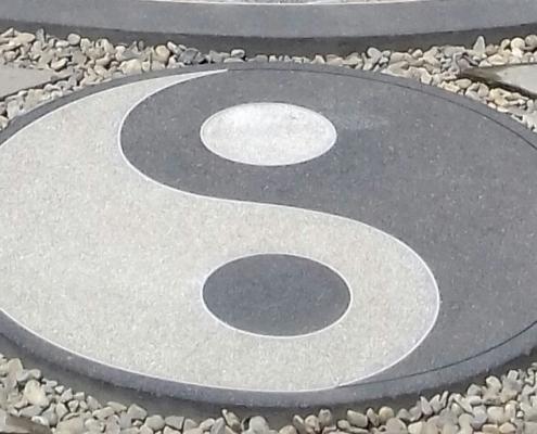 Feng Shui yin yang mondolistico